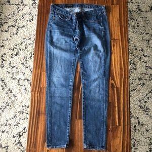 J. Crew Ankle Skinny Jeans